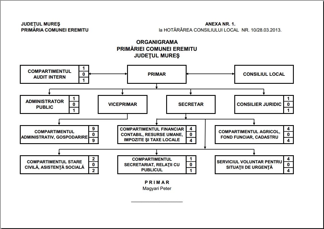 eremitu-primarie-organigrama
